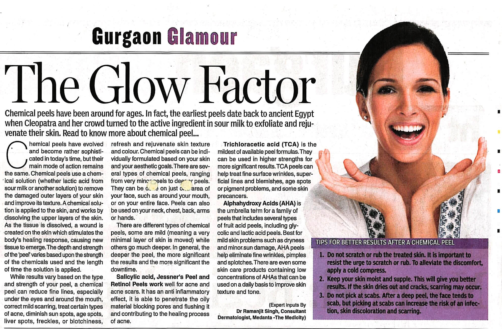 The Glow Factor